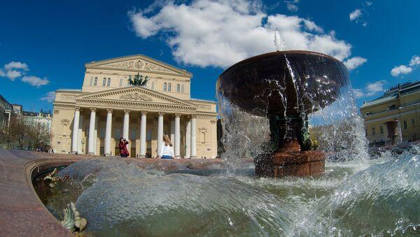 Il teatro Bolshoi di Mosca - Sputnik Italia