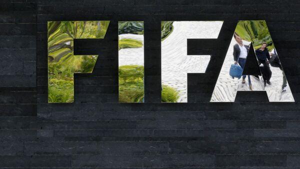 Logo FIFA - Sputnik Italia