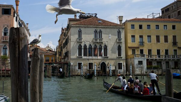 Una vista di Venezia - Sputnik Italia