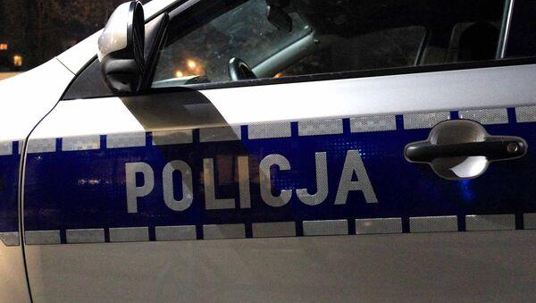Police car in Poland - Sputnik Italia
