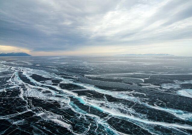Olkhon Island on the Baikal
