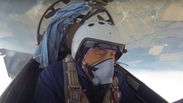 Allenamento Aeronautica russa - Sputnik Italia