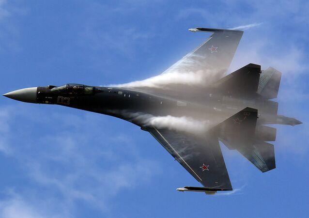 Caccia russo Su-35