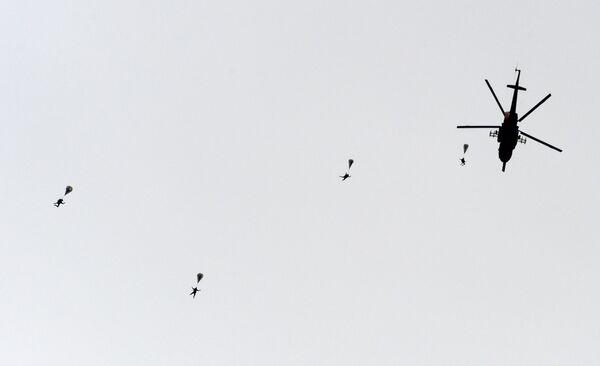 I padroni del cielo all'expo ARMY 2016 - Sputnik Italia