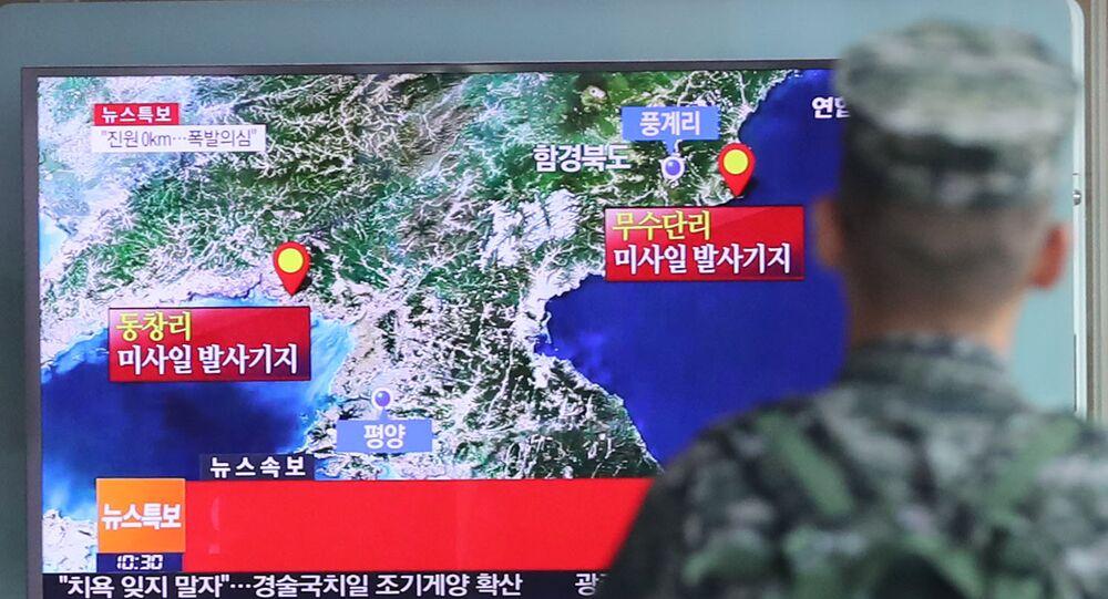 Il quinto test nucleare della Corea del Nord