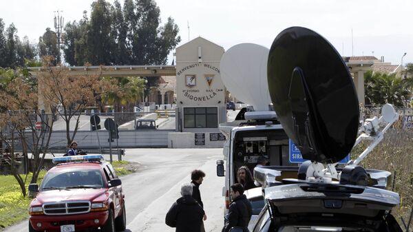 La base militare di Sigonella - Sputnik Italia