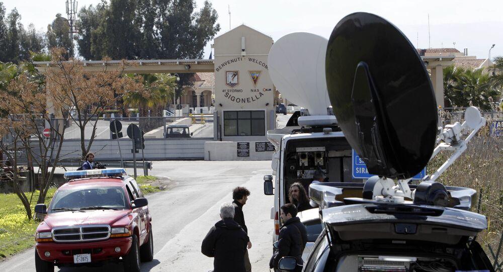 La base militare di Sigonella