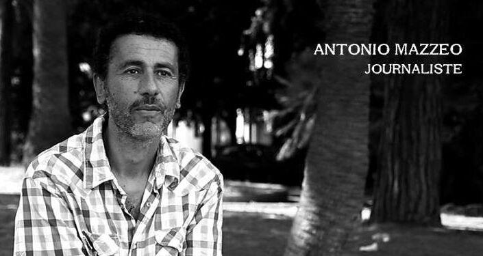 Antonio Mazzeo, giornalista da tempo impegnato nei temi della pace e della militarizzazione