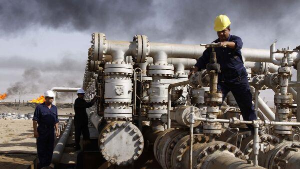 Produzione petrolio - Sputnik Italia