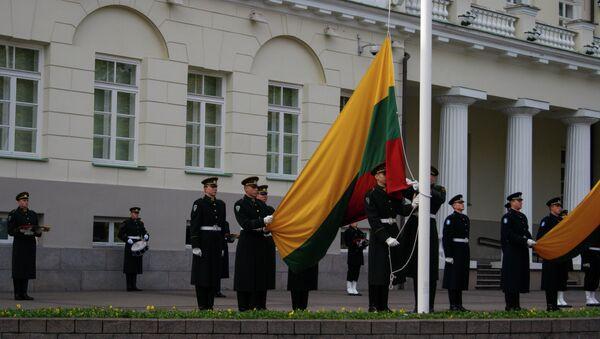 La bandiera della Lituania - Sputnik Italia