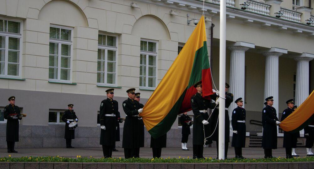 Bandiera lituana