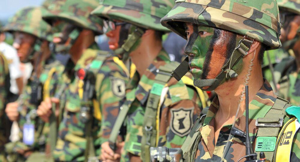 Soldati sudcoreani