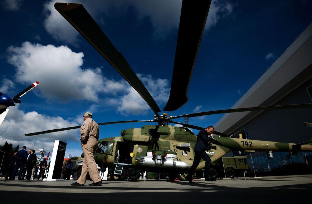 Il meglio dell'EXPO Militare ARMIYA 2016