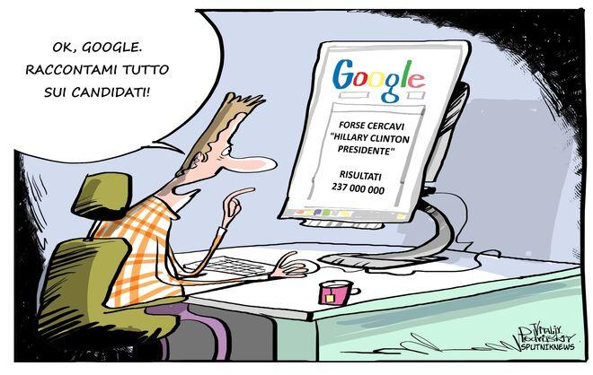 Come Google manipola le nostre idee