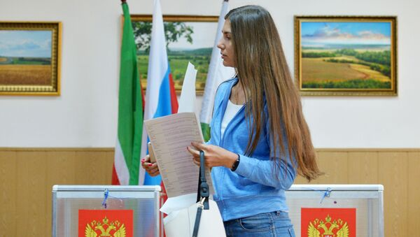 Elezioni in Russia - Sputnik Italia