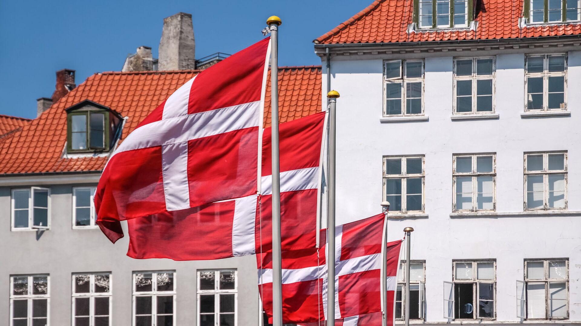 Bandiere della Danimarca - Sputnik Italia, 1920, 14.04.2021