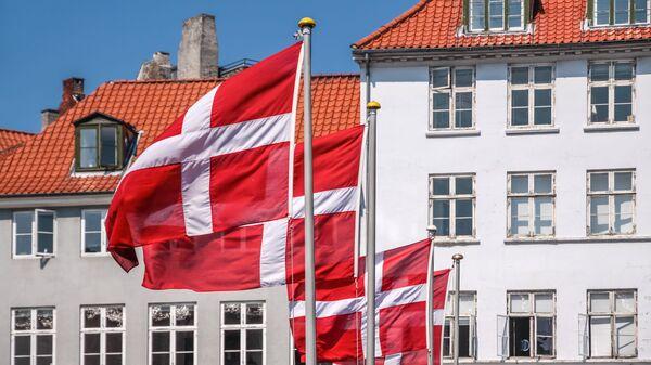Bandiere della Danimarca - Sputnik Italia