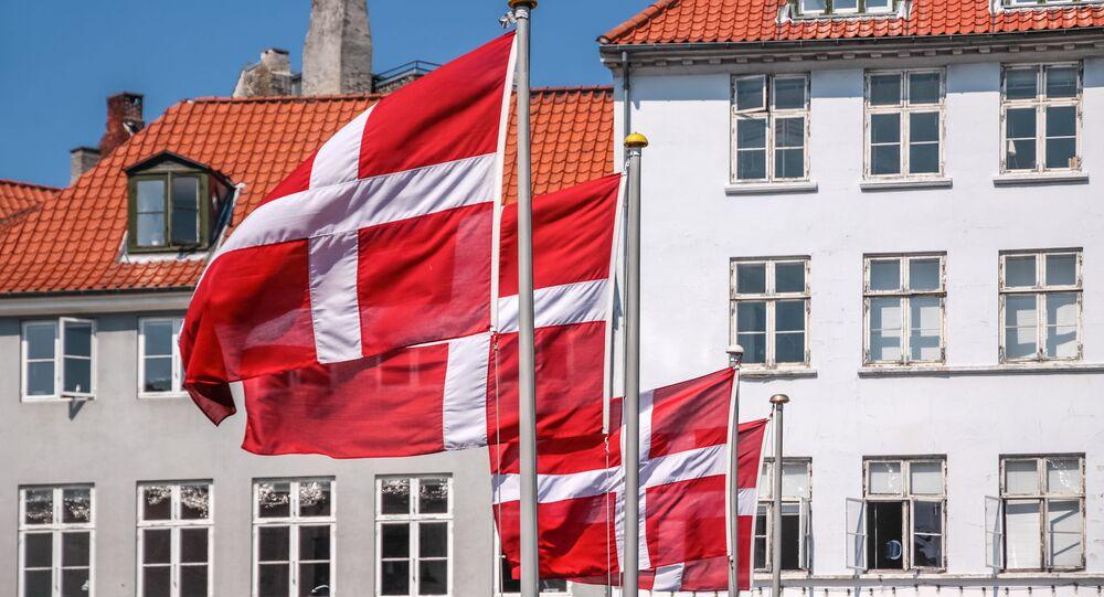 Bandiere della Danimarca