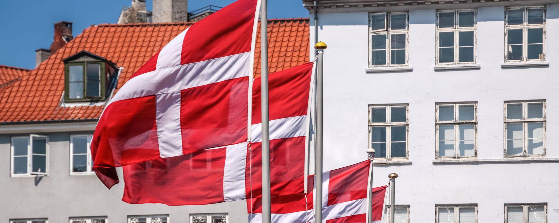Bandiere della Danimarca - Sputnik Italia, 1920, 27.08.2021