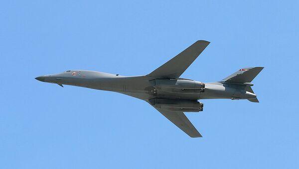 Bombardiere strategico americano B-1B - Sputnik Italia