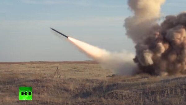 Lancio del missile da crociera Iskander-M - Sputnik Italia