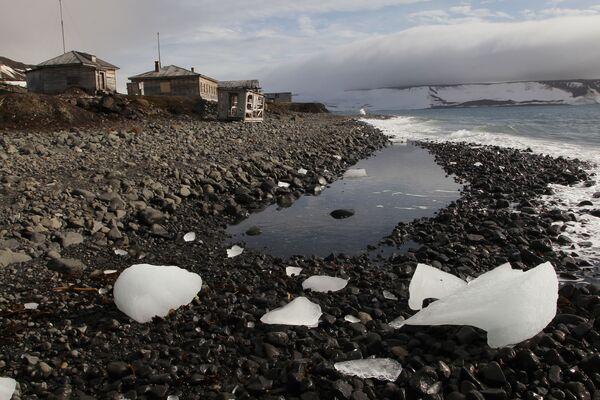 La severa bellezza dell' Artico russo - Sputnik Italia