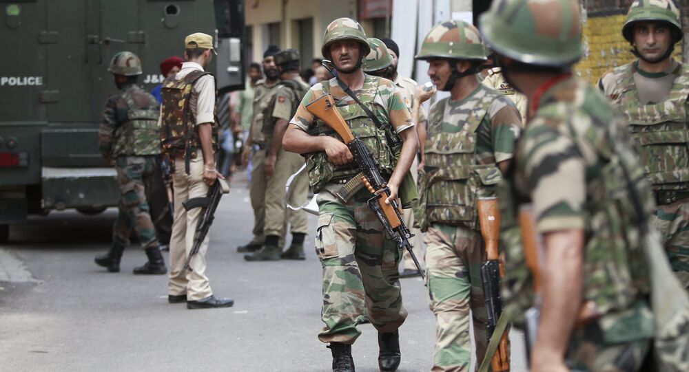 Militari indiani