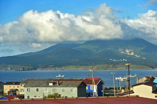 Le isole Curili - Sputnik Italia