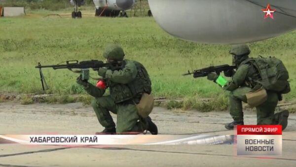 Manovre anti terroristiche delle forze speciali - Sputnik Italia