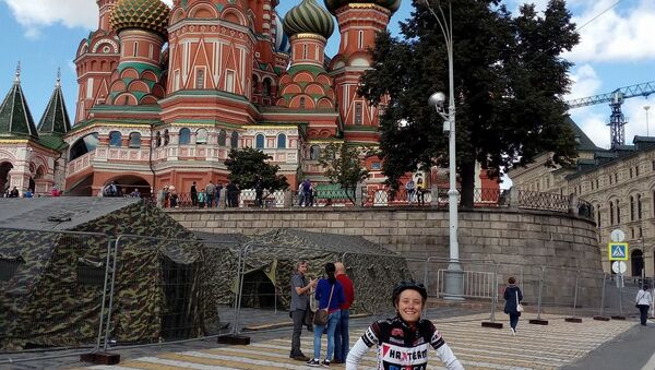 Il cattedrale di San Basilio nella Piazza Rossa, Mosca - Sputnik Italia