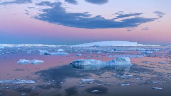 Paesaggio dell'Antartide - Sputnik Italia