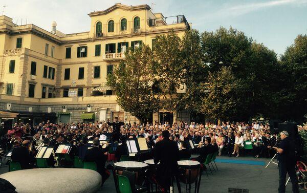 Concerto carabinieri a Roma - Sputnik Italia
