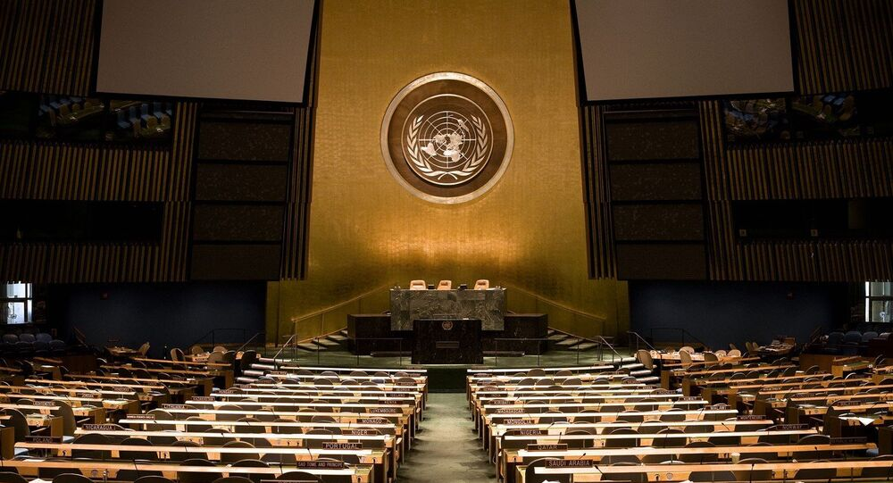 UN Headquarters - General assembly