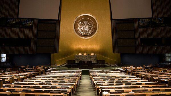 UN Headquarters - General assembly - Sputnik Italia