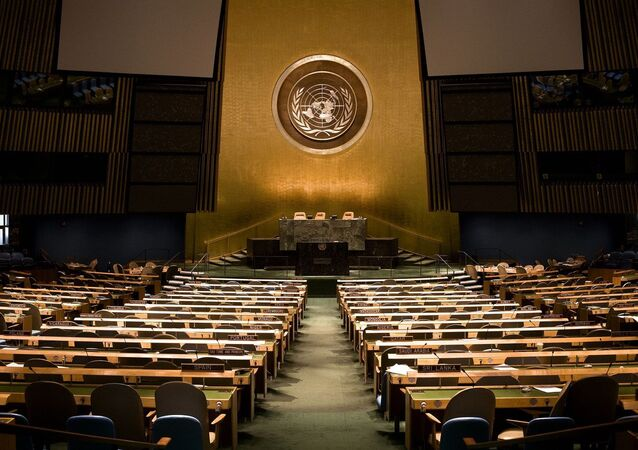 UN Headquarters - General assembly