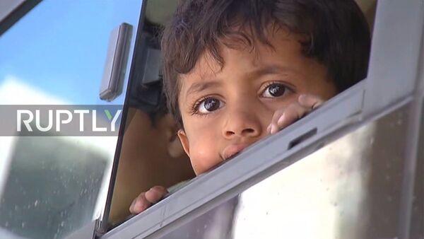 Aiuti umanitari in Siria - Sputnik Italia