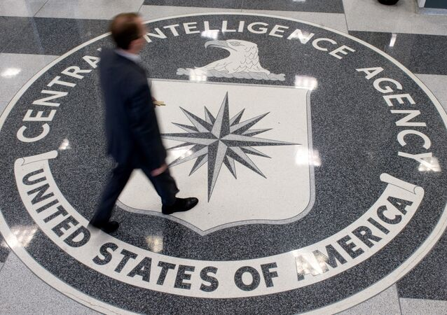 CIA, Virginia, USA