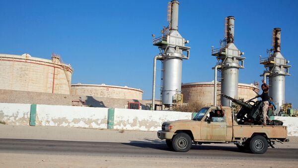 Impianti petroliferi in Libia - Sputnik Italia