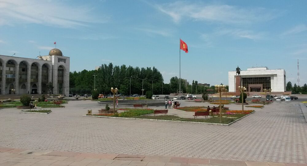 Bishkek, Kirghizistan