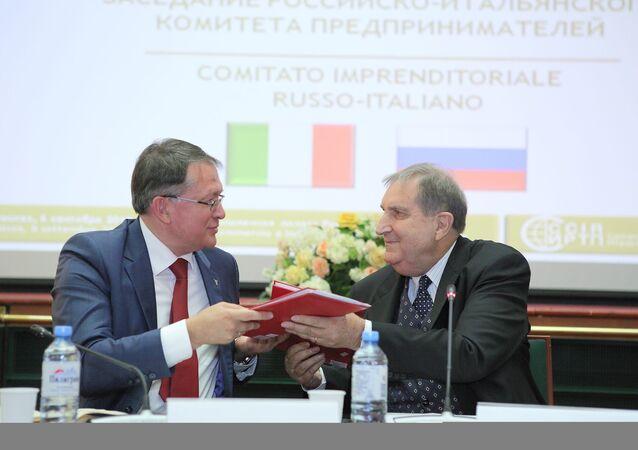 COmitato imprenditoriale italo russo