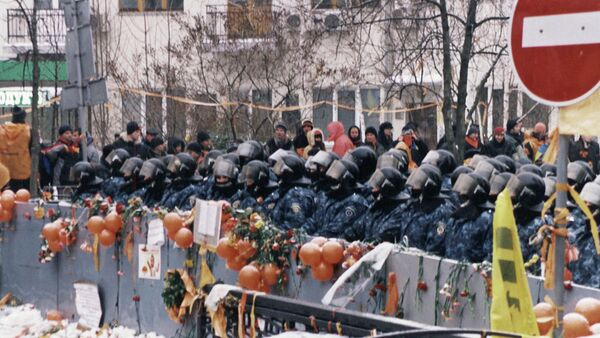Orange Revolution, Kiev, Ukraine, 2004 - Sputnik Italia