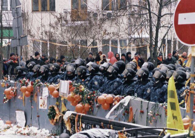 Rivoluzione Arancione in Ucraina, 2004