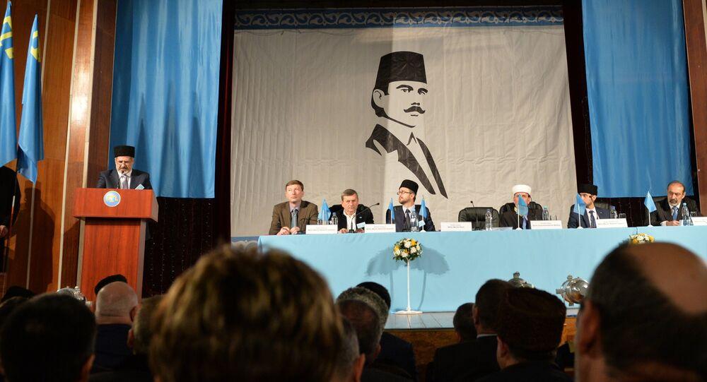 Mejlis del popolo tartaro di Crimea