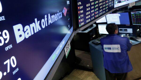 Bank of America - Sputnik Italia