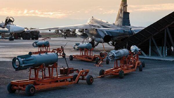 Base militare russa di Hmeymim, Siria - Sputnik Italia
