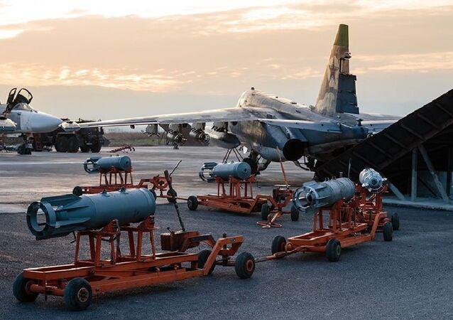Base militare russa di Hmeymim, Siria