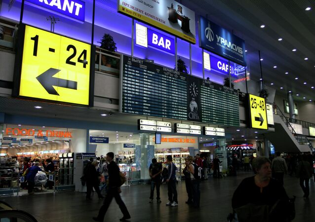 Aeroporto Internazionale Sheremetyevo di Mosca