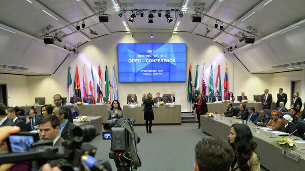 Vertice dell'OPEC - Sputnik Italia