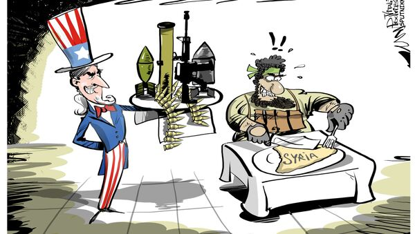 Gli USA vendono armamenti a Al-Nusra - Sputnik Italia