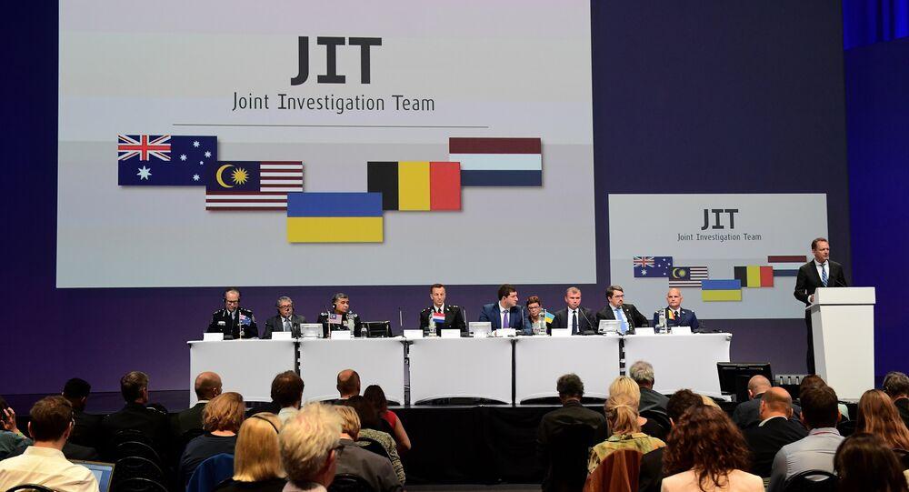Il rapporto della JIT (squadra investigativa internazionale) sull'abbattimento del volo MH17
